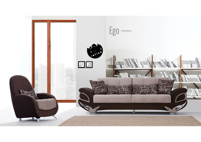 ego metal modern sofa model