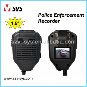 100% Original factory support 2013 new Car DVR for police enforcement