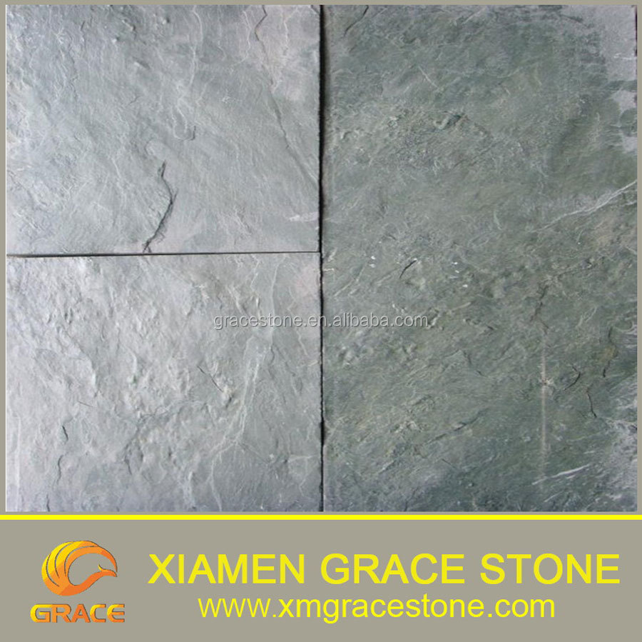 Green Roof Slate plate cheap patio paver stones for sale