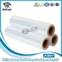 Free Samples LLDPE Hand Pallet Packing Wrapping Plastic Films