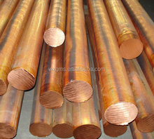Free Cutting Brass copper Bar / red copper bar / copper bar C11000 C10200