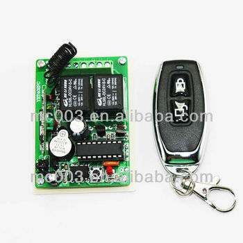 12V 315MHz garage door remote control MC402PC