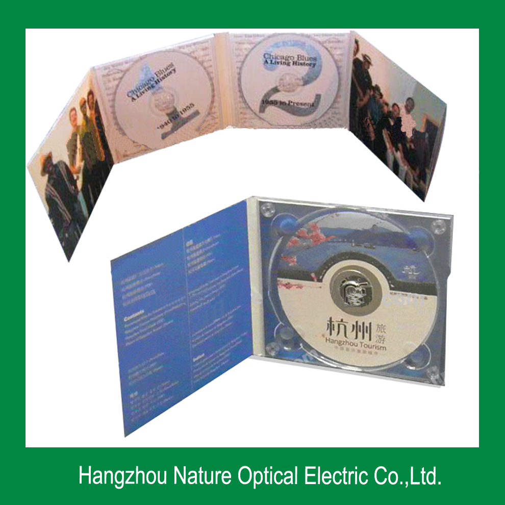 Hangzhou Nature CD/DVD/VCD Replication and Packaging