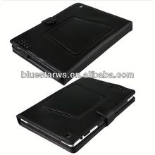 Buy direct from china manufacturer Bluetooth Keyboard Leather Case For Ipad 2 3 4 leather flip cover case for ipad