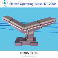 CE Approved Electric Hydraulic operating bed LW-LDT-2000B