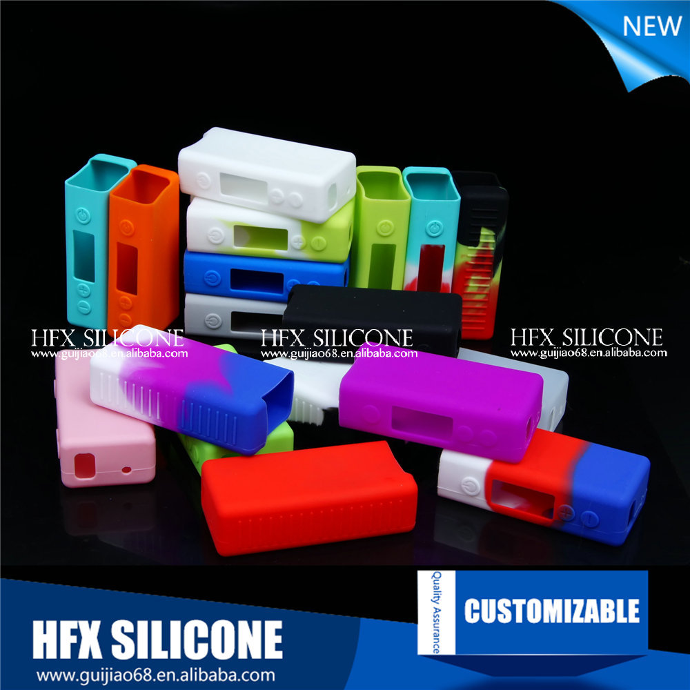 2015 ecig atomizer exgo butane hash oil silicone container silicone jars dab wax container