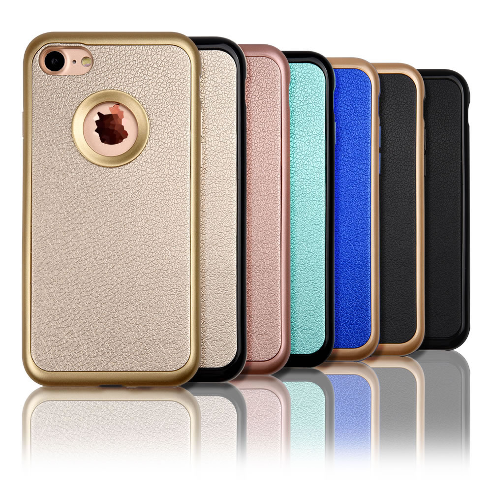 C&T Brushed Armor Hybrid Shockproof Protective Case Cover For iPhone 7
