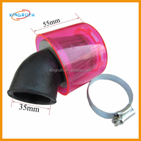 2014 new style red hot sale Pitbike Dirt Bike motorcycle air filter