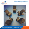 Iron Solar Cable Clips for 4.0mm-6.0mm PV Cables