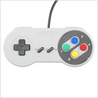 SNES USB Controller for PC for MAC Controllers SEALED Cheap and Hot