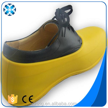Silicone Rubber Galosh Overshoe for Rain and Snow