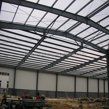prefab steel structural construction building materials