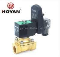 PU-15T Electrical Timer Solenoid Water Drain Valve