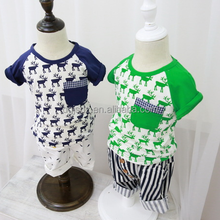 New arrivals kids clothing suppliers china kids clothes child fashion t shirts