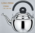 LTK226 Hot Design Stainless Steel Whistling Kettle