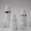 High quality airless bottle cearm lotion spray cap travel bottle set