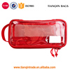 Smart, Stylish Design Waterproof Travel Bag Clear, Durable, Reusable Cosmetic Bag