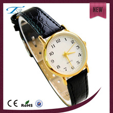 wrist watches logo, popular/trendy male/female Watches, golden watch case