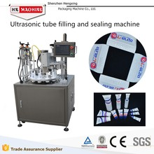 CE Approved New Condition and Automatic Grade cream lotion tube filling and sealing machine
