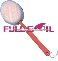 Natural Bath Loofah with Handle