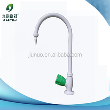 GZ factory lab furniture lab copper faucet, lab water tap with PP