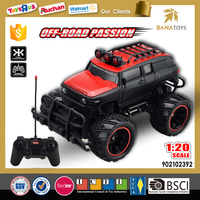 4 channel cross country hobby rc car toy