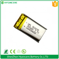 wholesale 502035 300mah 3.7v lithium polymer battery technology