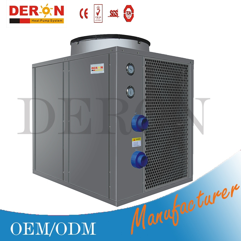 Air Source Heat Pump For Swimming Pool Hit Achi Heat Pump Pool Hot Water Heater Buy Hot Water