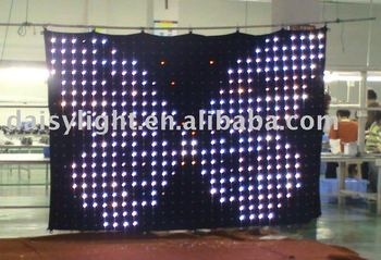 LED Curtain (with Video)