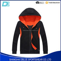 Good quality top sell zip up hoodie