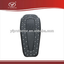 Motorcycle jackets/garment Back pads