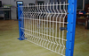 Expressway Cheep Durable PVC Bending Fence For Construction