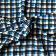 Classic plaid pattern fashion sublimation transfer paper for garment