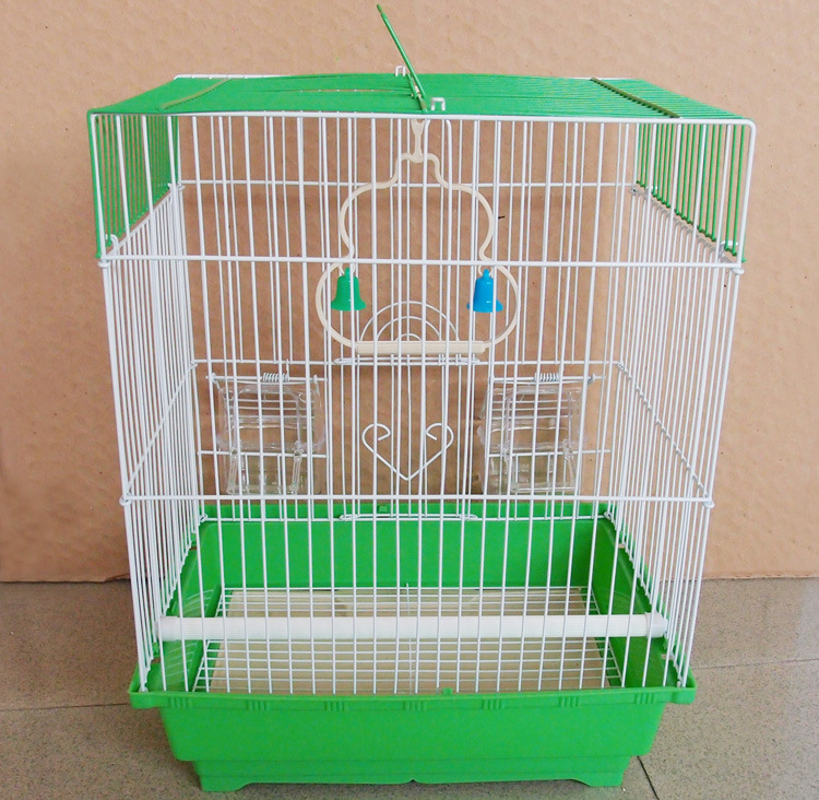 Several Colors New Environmental Coated Decorative Bird Cages Pet Cages