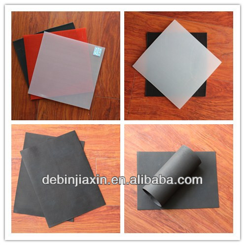 Fish Shrimp Pond Liners LDPE HDPE Waterproofing Membrane Sheet