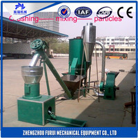 China made good quality small feed mixer grinder/corn grinder for chicken feed