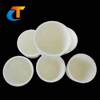 High Pure Zirconia Crucible For Melting Platinum