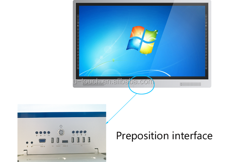 Interactive LED touchscreen H3 20161228-01_