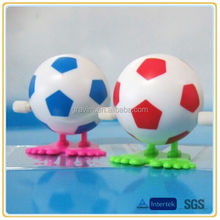 2014 Factory Hot New Clockwork Skip/ Jump Soccer Toy Balls For Kids