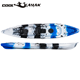 2 people fishing ocean pedal clear kayak barato wholesale with paddle