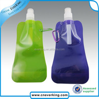 Top selling collapsible plastic bottle