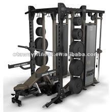 Hammer Strength, HD Elite Half Rack & DAP(FW1-2001)