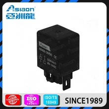 ASIAON Customized Low Power Auto Car Relay 12V 24V 30A
