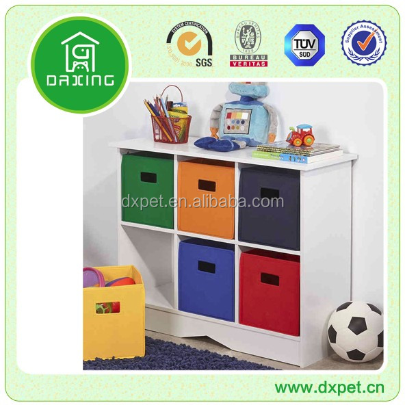 Waterproof small wooden cheap storage cabinet