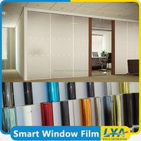 China factory best quality electro chromic smart window film black