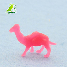 lovely forest plastic toy animals lowest factory price