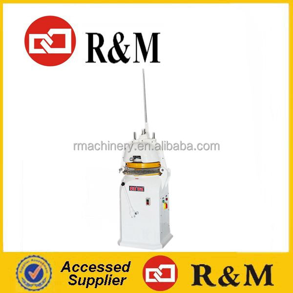 Hot sell semi - automatic dough sheeter cutter/ dough rounder