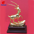 Business Gift Resin Animal Deer Statue Ornament Crafts