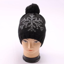 Popular winter hats knitted winter hats russian style