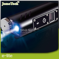 Smart magnetic e cig box mod E-Lite unique design by Jomo 35w mechanical mod